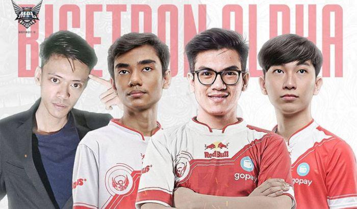 Wajah-wajah baru yang memperkuat Bigetron Alpha di MPL Season 6.