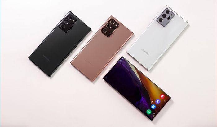 Samsung Galaxy Note20 Series. Dok. Samsung Indonesia.