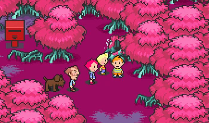 Mother 3 Nintendo.
