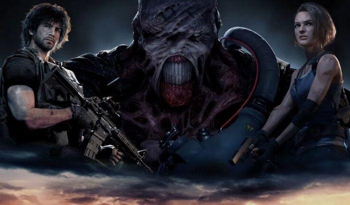 Penampilan Nemesis jadi salah satu hal yang sangat berkesan di Resident Evil.