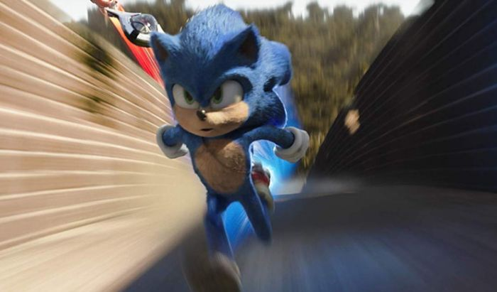 Sonic The Hedgehog salah satu karya Kenji.