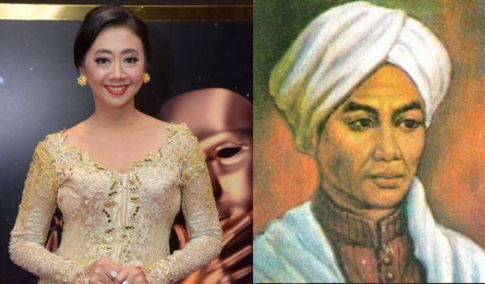 Artis Film Indonesia Keturunan Pahlawan Nasional