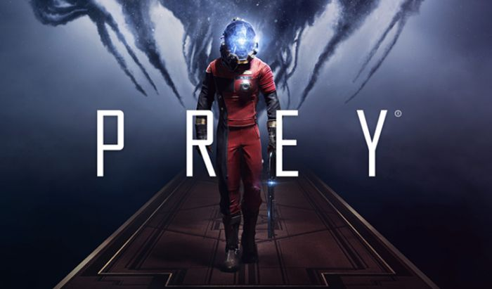 PlayStation 4 Prey.