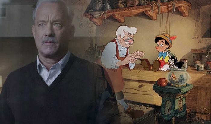 Tom Hanks Bintangi Film Live Action Pinocchio