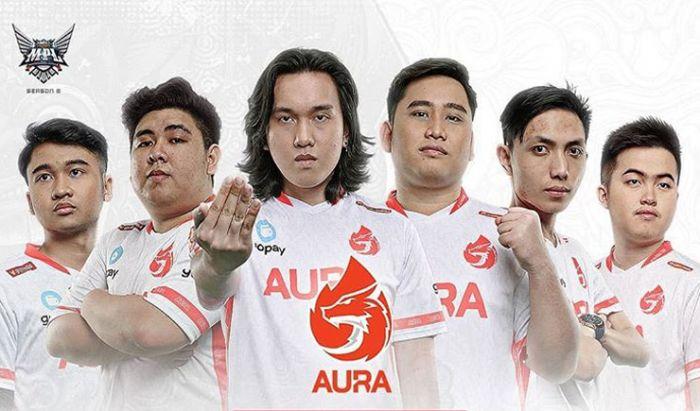 Aura Fire MPL Season 6.