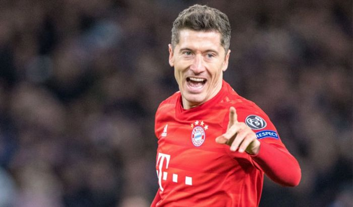 Robert Lewandowski Mulai Berinvestasi ke Movie Games