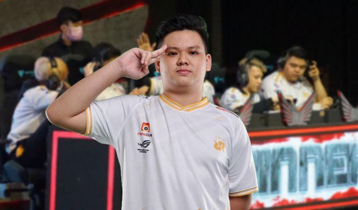 Albertt pemain terbaru dari RRQ Hoshi