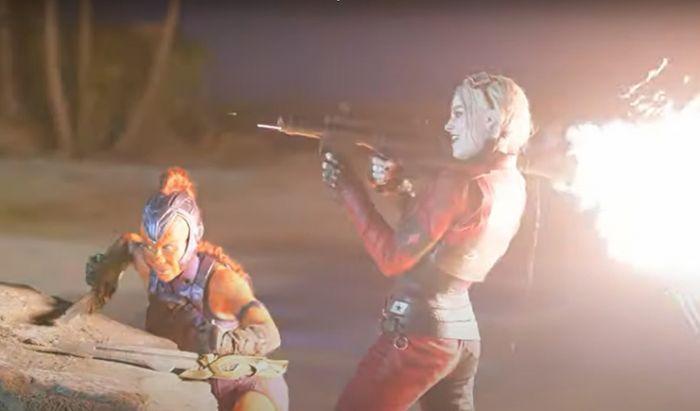 Karakter yang Muncul di The Suicide Squad