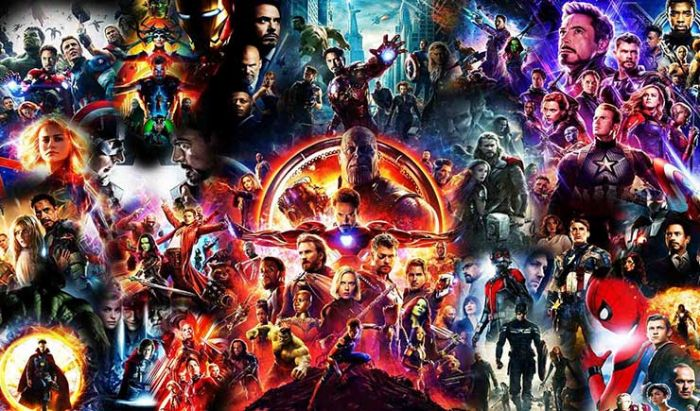 Seth Rogen Anggap Film Marvel Persulit Film Komedi