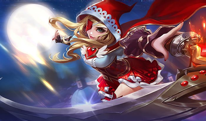 Ruby Mobile Legends.