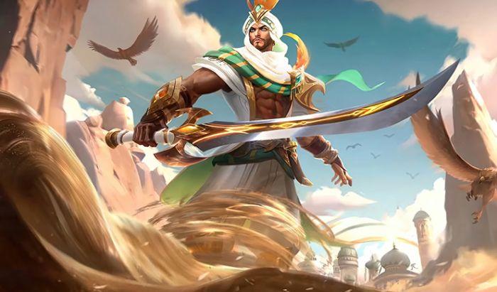 Khaleed Mobile Legends.