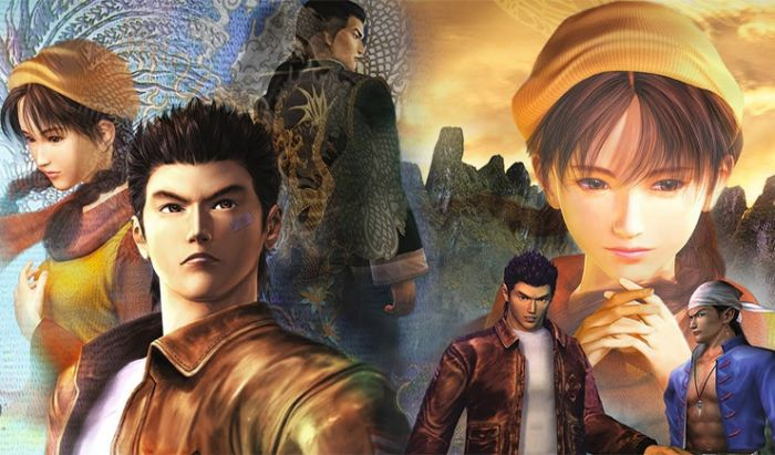 Game Shenmue.