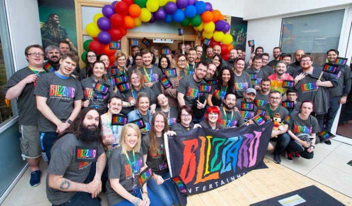 Selain di Amerika Serikat, Blizzard Entertainment juga membuka kantor di Irlandia.