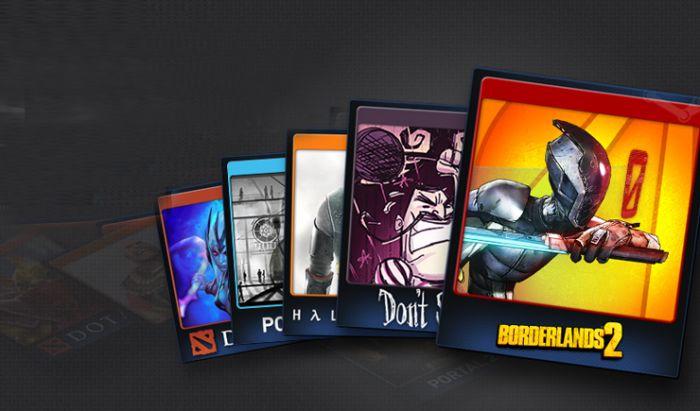 Game yang hadir di Steam akan membagikan kartu koleksi bagi pemainnya.