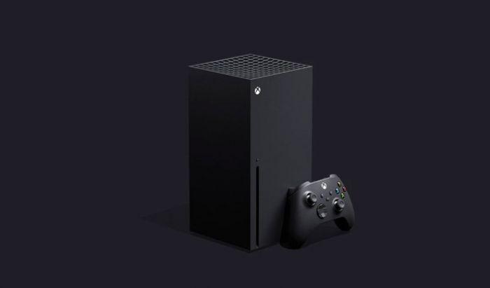 Konsep desain Xbox Series X yang diungkap awal tahun 2020.