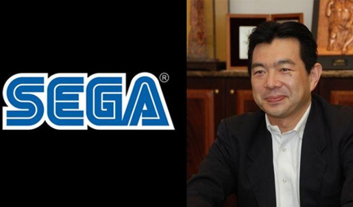 CEO SEGA Group Corporation Kenji Matsubara.
