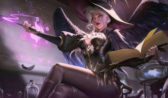 Hero Mage Alice
