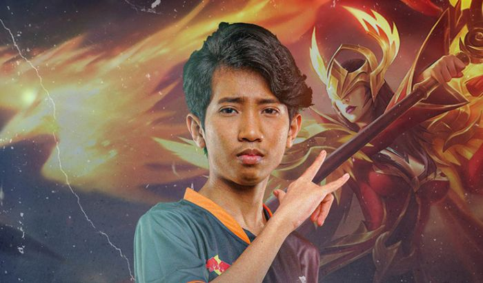 Clay, support andalan Genflix Aerowolf di MPL Season 6.