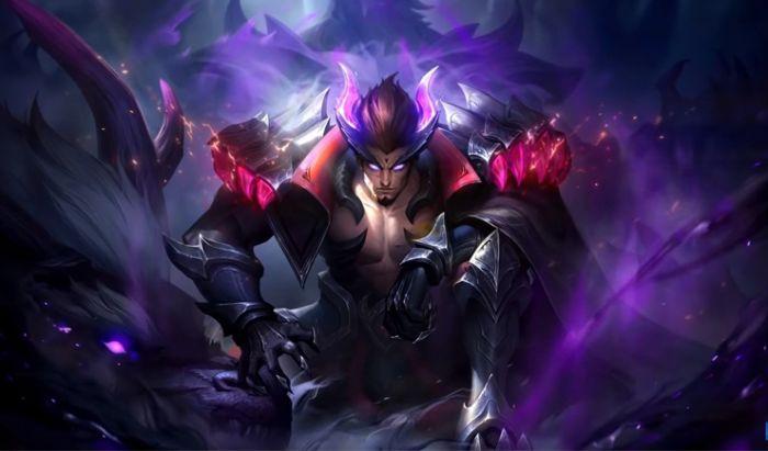 Hero Mobile Legends Yu Zhong.