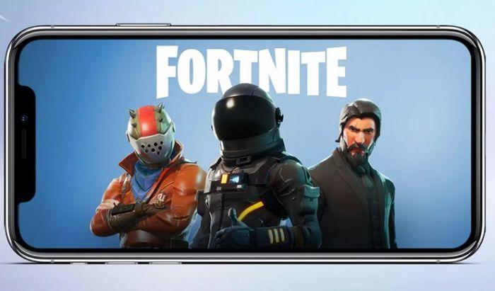 Kehadiran Fortnite versi mobile sudah bisa diakses sejak Season 7.