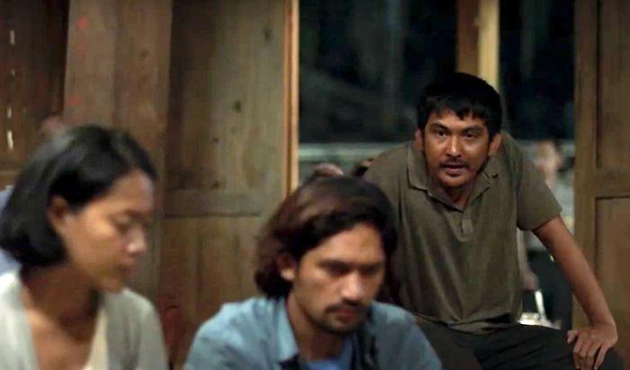 Yoga Pratama sebagai Agus di Film Mudik.