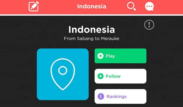 Dari mulai geografi hingga sejarah Indonesia ada di QuizUp!
