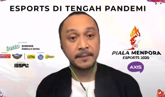 Virtual Media Talk - Esports di Tengah Pandemi