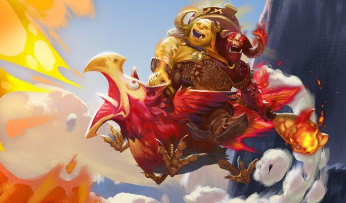 Perilisan Arcana Ogre Magi membuat harga item Hero ini naik  sampai 4 kali lipat!