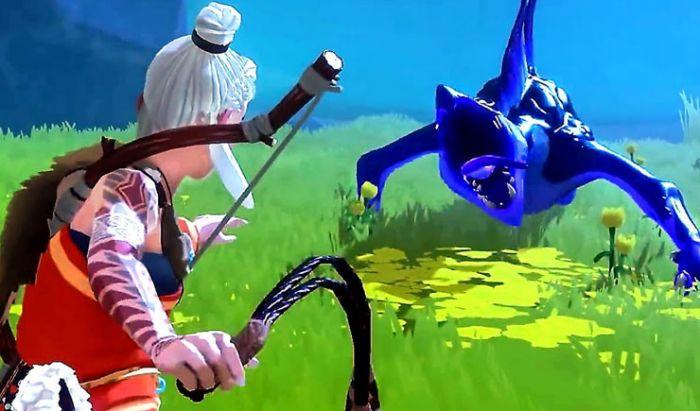 Menjinakkan hewan jadi corak utama pertarungan di Windbound.
