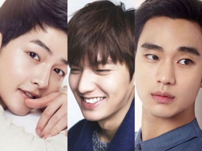 Song Joong-ki, Lee Min-ho, dan Kim So-hyun pernah digosipkan dekat dengan Park Bo-young.