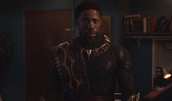 Skenario Gantikan Chadwick Boseman di Film Marvel.