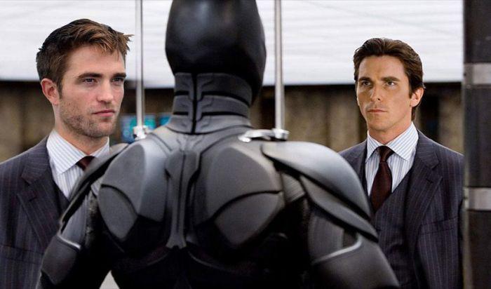 Perankan Batman, Robert Pattinson Dapat Petuah dari Christian Bale