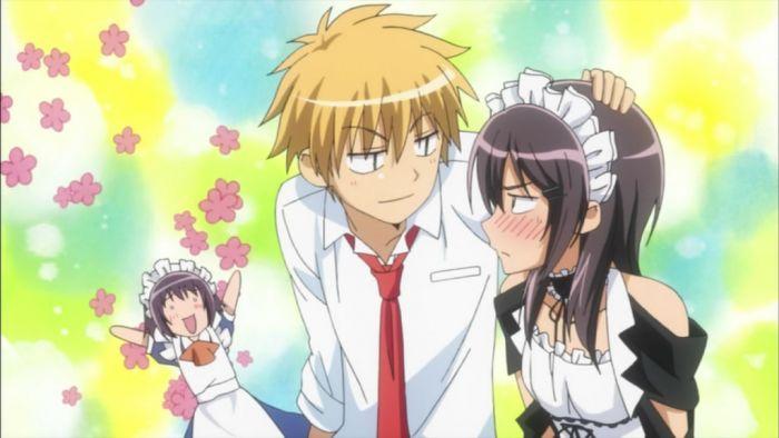 Misaki Ayuzawa: Tipe Karakter Dere Anime.