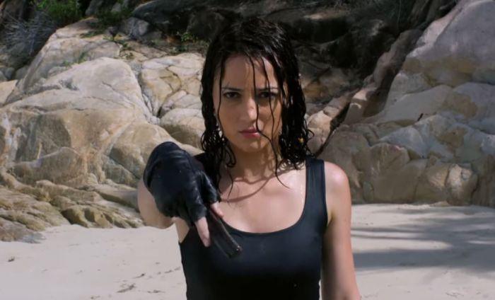 Rika, Femme Fatale Indonesia dalam film Headsot