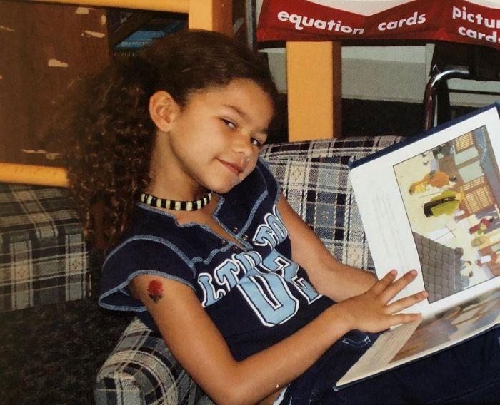 Fakta Zendaya, Cewek Pemalu Peraih Emmy Awards Termuda