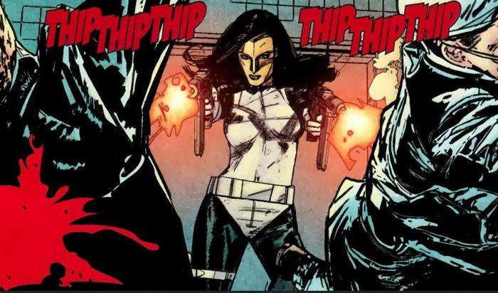 Villain Marvel Madame Masque