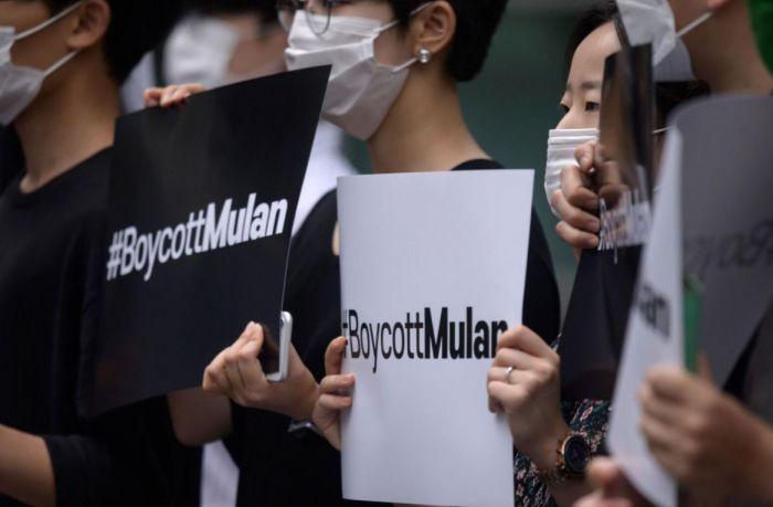 Boycott Mulan.