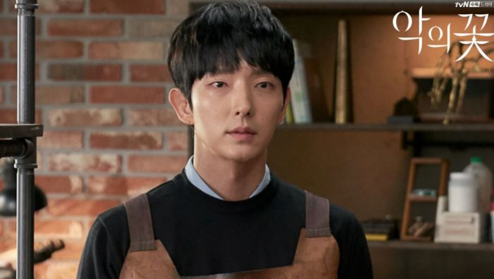 Lee Joon-gi di Drama Korea Flower of Evil.