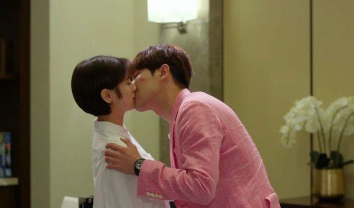 Adegan Ciuman Drama Korea Kontroversial