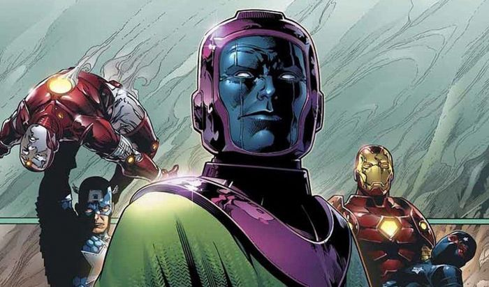 Villain Marvel Kang the Conqueror