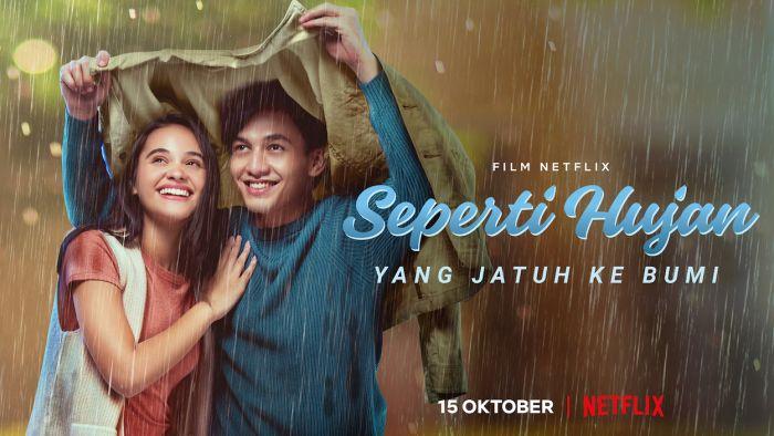 Jefri Nichol Film Seperti Hujan yang Jatuh ke Bumi