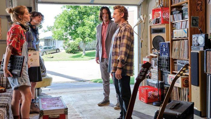 Nonton Bill & Ted Face the Music di KlikFilm mulai 5 September 2020.