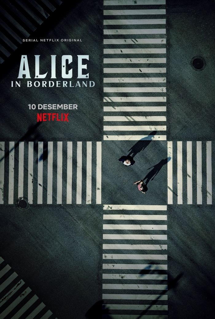 Serial Live Action Alice in Borderland Netflix