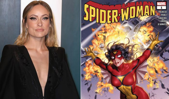 Olivia Wilde Sutradara Spider-Woman