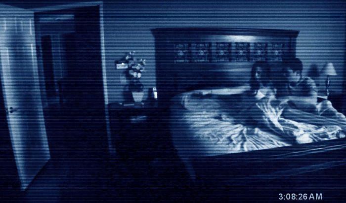Film Paranormal Activity 7