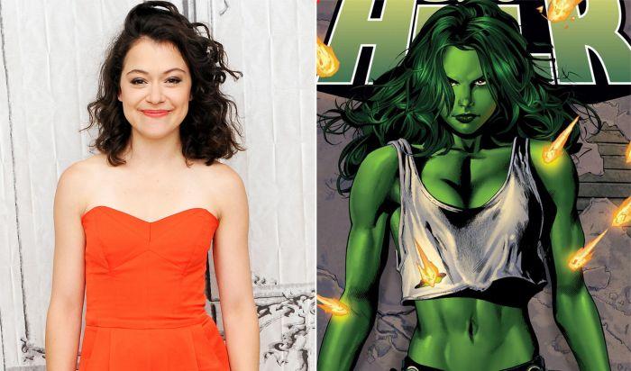 Tatiana Maslany Pemeran She-Hulk