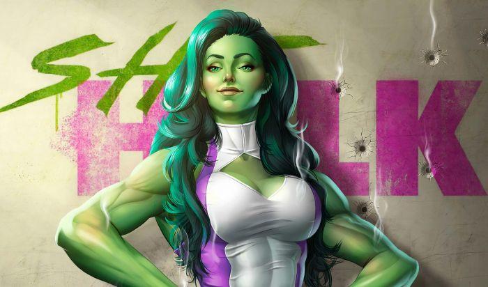 Serial Marvel She-Hulk