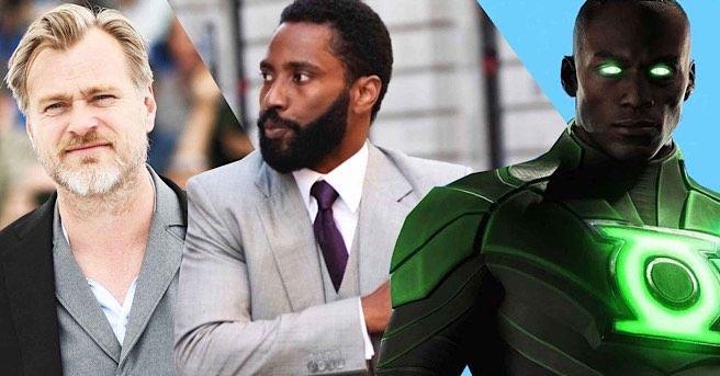 Christopher Nolan Ingin John David Washington Jadi Aktor Green Lantern