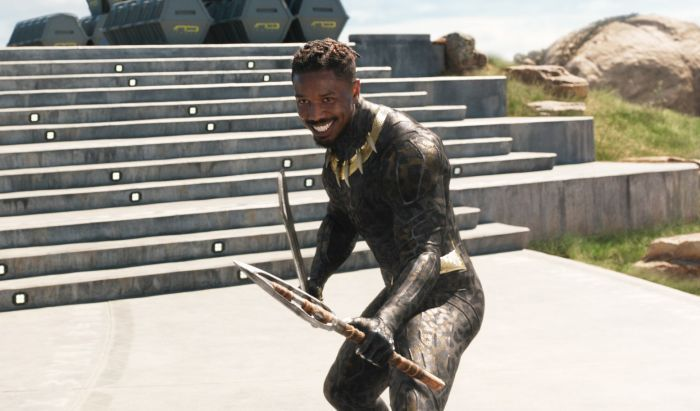 Karakter Marvel Jadi Black Panther