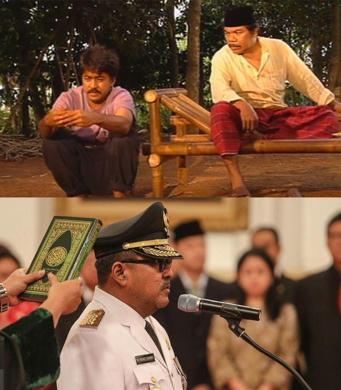 Adegan di Sinetron dan Film Indonesia yang Jadi Kenyatan.